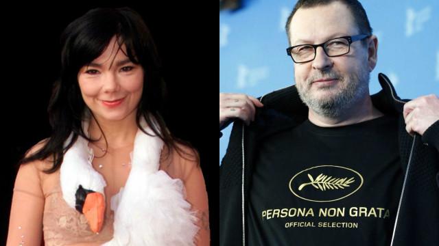 Cineasta Lars Von Trier nega acusações de assédio sexual a Björk