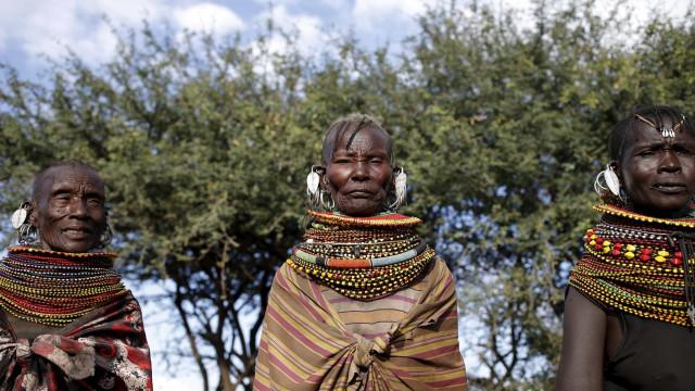 Pesquisa: ancestrais dos africanos poderiam ter sido brancos