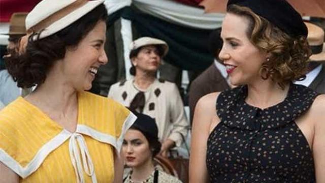 Letícia Colin relembra romance gay e nudez com Marjorie Estiano
