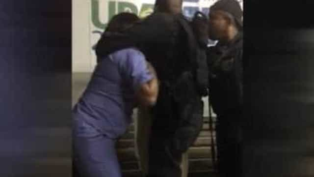 PM e médica se envolvem em confusão que termina com voz de prisão