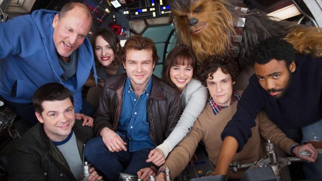 Ron Howard divulga título de longa de Han Solo; veja