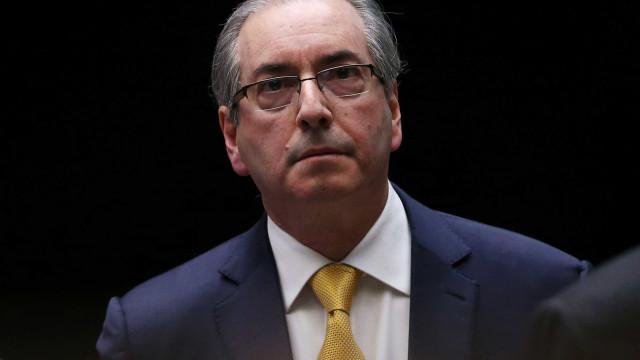 """""""História da carochinha"""", diz Cunha sobre depoimento de Funaro"""