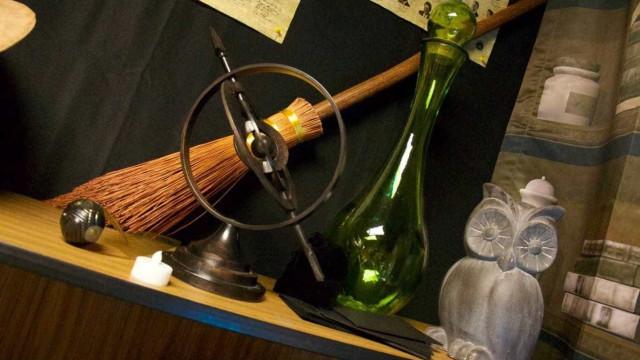 Harry Potter: professor surpreende alunos com decoração temática