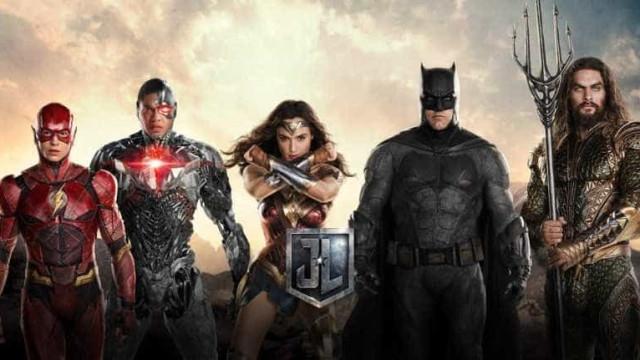 'Liga da Justiça' estreia com bilheteria abaixo do esperado