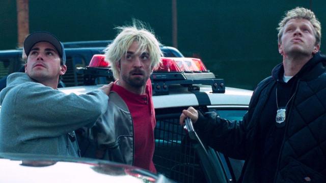 """Nova York """"suja"""" é cenário de novo filme de Robert Pattinson"""