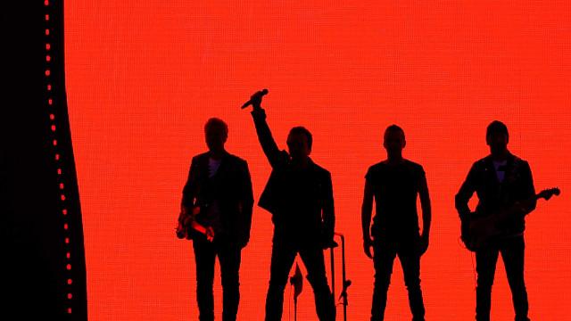 U2 sobe ao palco do Morumbi nesta quinta