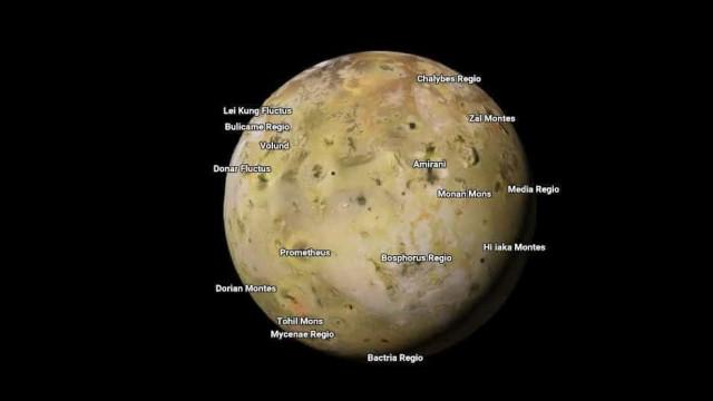 Cansou da Terra? Explore outros planetas com Google Maps