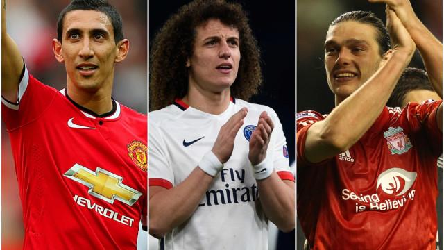 Decepções: jogadores de futebol caros e com baixo rendimento