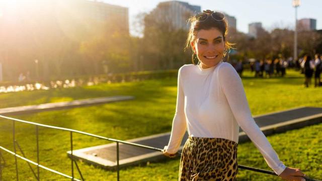 Joana Balaguer fala sobre alimentação na gravidez: 'Não excluí nada'