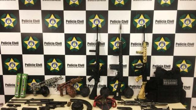 Sargento é preso sob suspeita de ser maior armeiro do tráfico