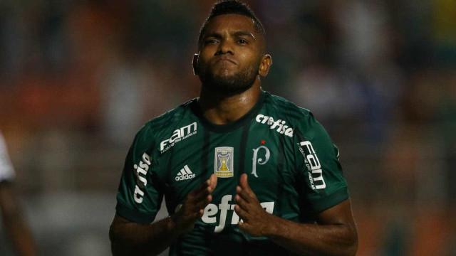 Gols de Borja custaram, cada um, R$ 4,1 milhões ao Palmeiras