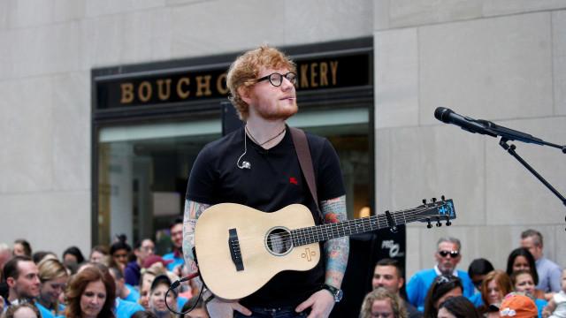 Ed Sheeran admite abuso de 'substâncias químicas'