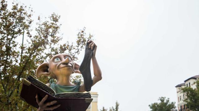 Harry Potter: esculturas gigantes tomam as ruas de Madri