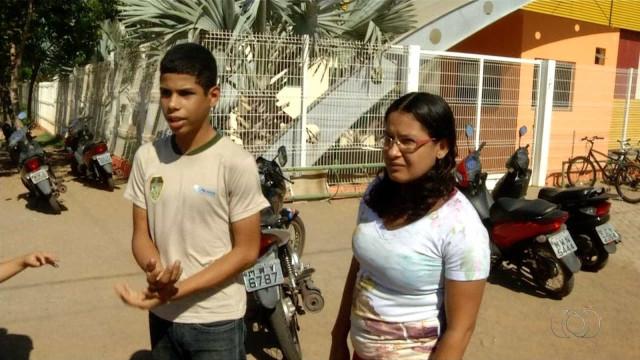Aluno que desmaiou em ato do Exército em Palmas: 'Não podia beber água'