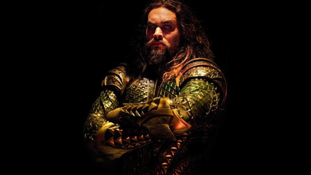 Aquaman: filmagens chegam ao fim com elogios de Jason Momoa a diretor