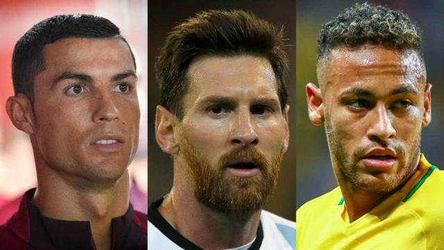 Melhor jogador do mundo em 2017 será conhecido nesta segunda-feira