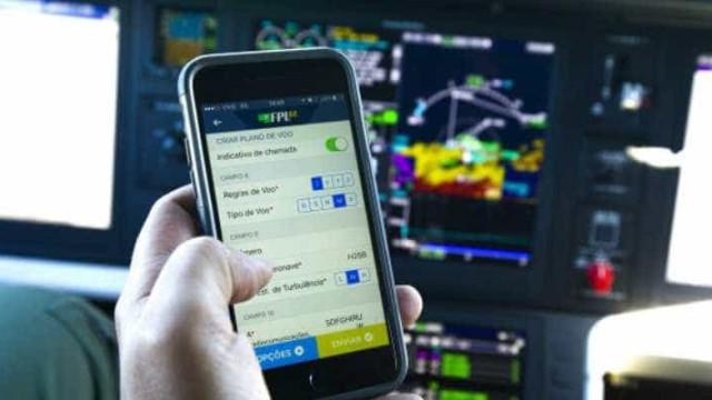 Aplicativo vai ajudar pilotos a gerenciar planos de voo