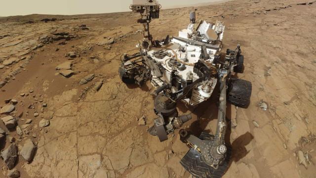Quer dar uma 'voltinha' em Marte? Nasa te leva para um passeio virtual