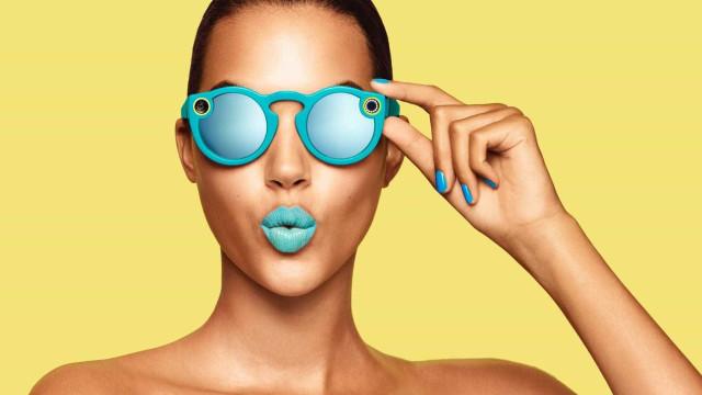 Empresa do Snapchat não desiste e voltará a lançar óculos com câmera