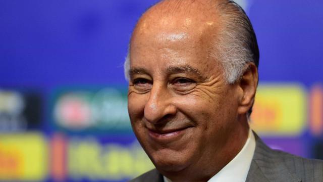 Mesmo afastado pela Fifa, Del Nero continua no comando da CBF