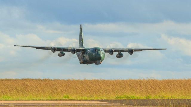 FAB intercepta aeronave que transportava drogas no Mato Grosso