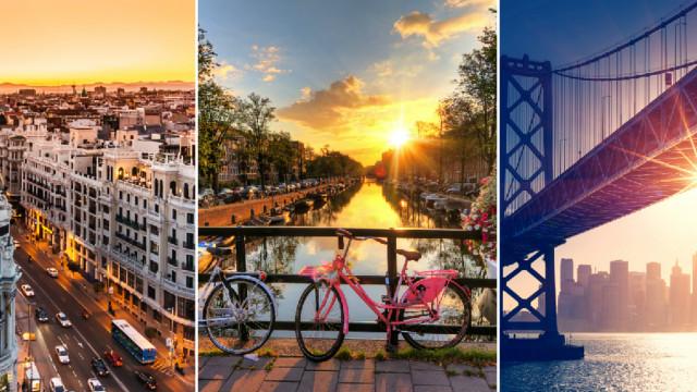 Segurança: as cidades mais seguras do mundo