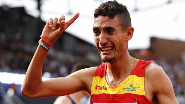 Campeão europeu de atletismo é preso por envolvimento com doping