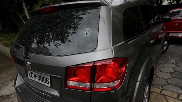 PM que matou turista na Rocinha diz ter ouvido disparo vindo do carro