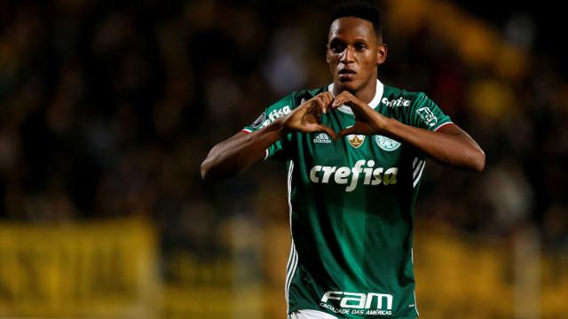 Palmeiras deve perder zagueiro para o Barça em janeiro
