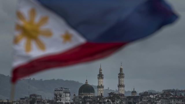 Marawi: o rastro de destruição de uma batalha que parecia não ter fim