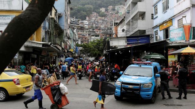 Rogério 157 pode ter ordenado assaltos a mercados da Rocinha