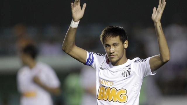 Santos recebe quase R$ 34 milhões do PSG por negociação de Neymar