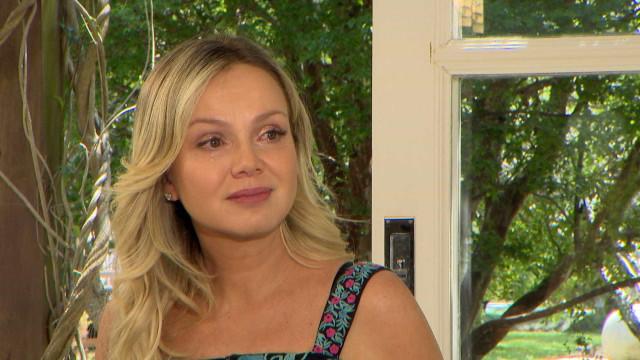 Eliana chora em volta à TV e revela medo: 'Achei que fosse morrer'