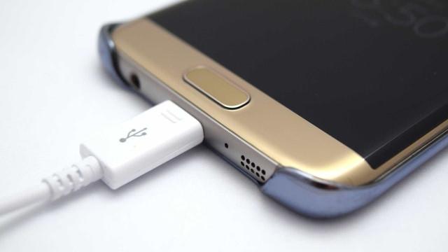 É possível carregar celulares em segundos?