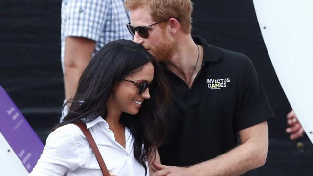 Namorada de Príncipe Harry estaria grávida, diz site