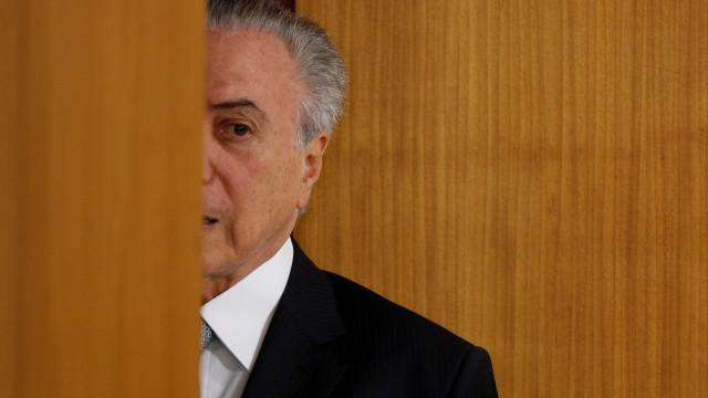 Temer dá entrada em hospital em São Paulo para continuar tratamento