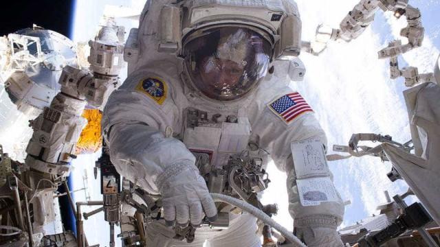 Nasa revela algo muito estranho que se passa com corpo humano no espaço