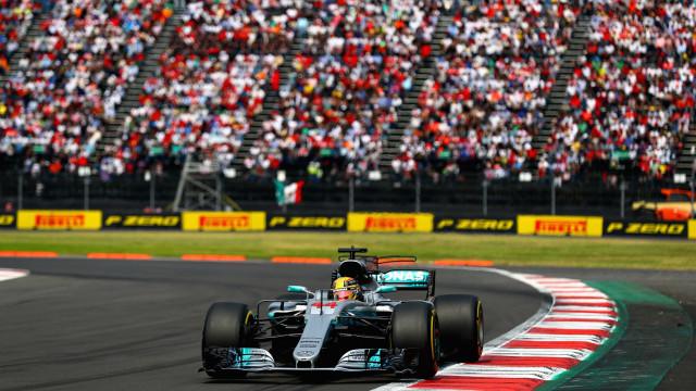 Lewis Hamilton é o campeão da temporada 2017 da Fórmula 1