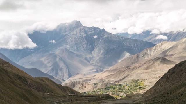Encante-se com essas paisagens de tirar o fôlego do Nepal