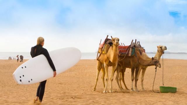 Marrocos: uma 'surf trip' dos sonhos