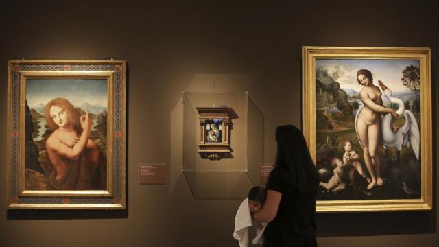 Florença abre dois museus em homenagem a Leonardo Da Vinci