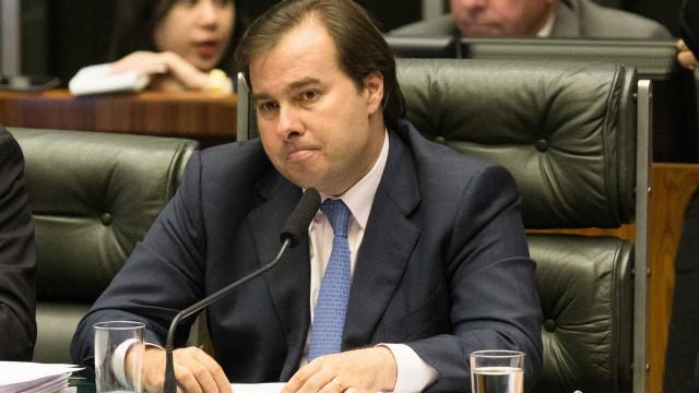 Maia garante aprovação de decreto de intervenção no Rio