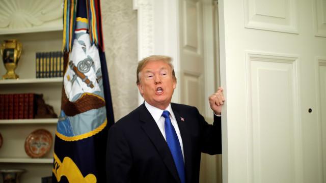 Trump determina maior redução de reservas da história dos EUA