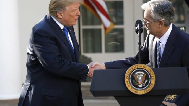 Senado dos EUA confirma Jerome Powell como presidente do FED