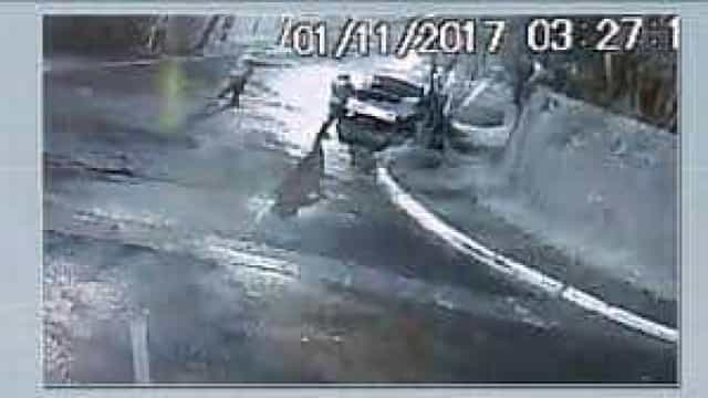 Bandidos incendeiam vítima no porta-malas de carro em SP; vídeo