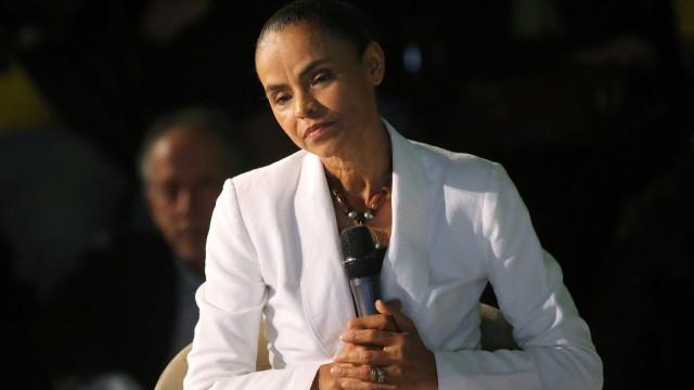Marina Silva oficializa candidatura à Presidência da República