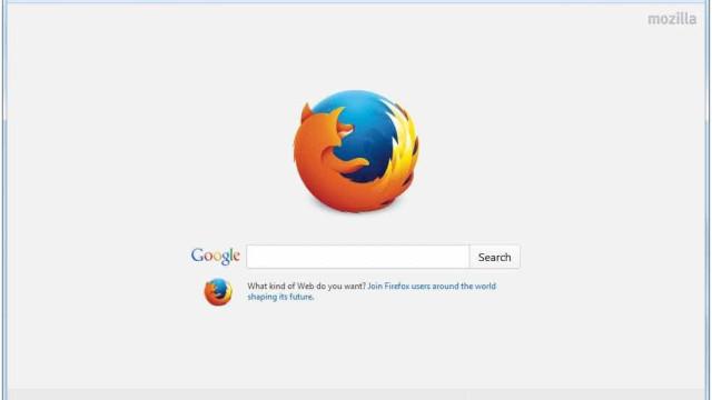 Novo Firefox: vai ser mais difícil rastrear usuários
