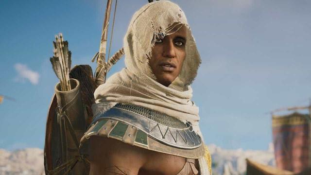 Jogador descobre orgia em 'Assassin's Creed: Origins'