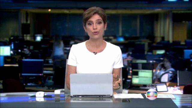 Renata Lo Prete substitui William Waack após acusação de racismo