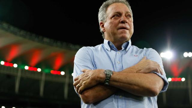 Abel Braga entra na mira do Internacional e pode assumir o time em 2018
